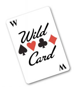 Wild Card Wednesdays (Online)