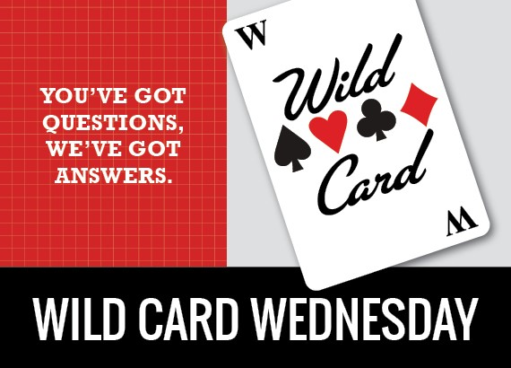 Wild Card Wednesday: Want to do business with the government?